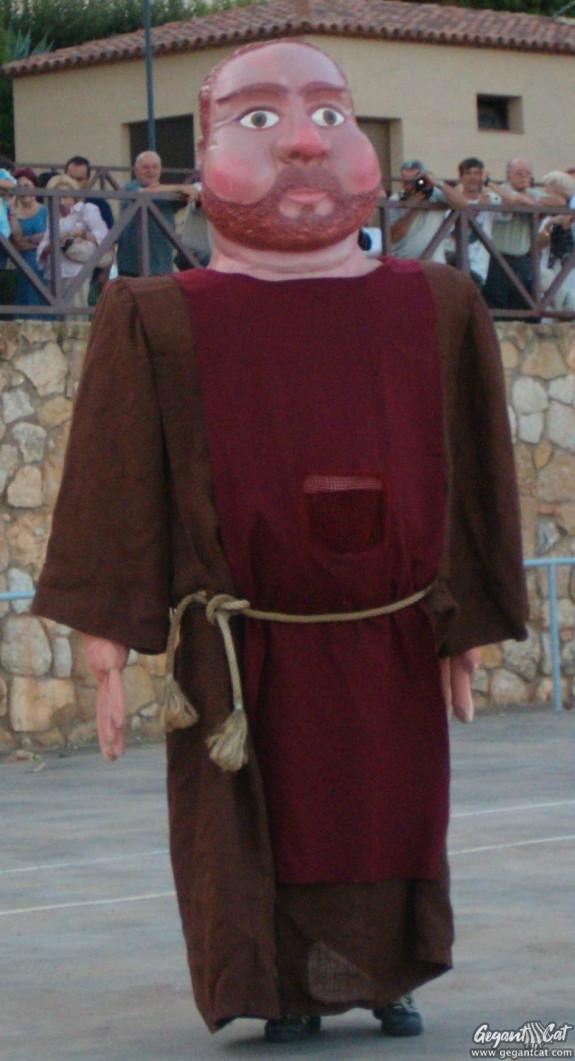 Gegantó Frailetus de Poboleda