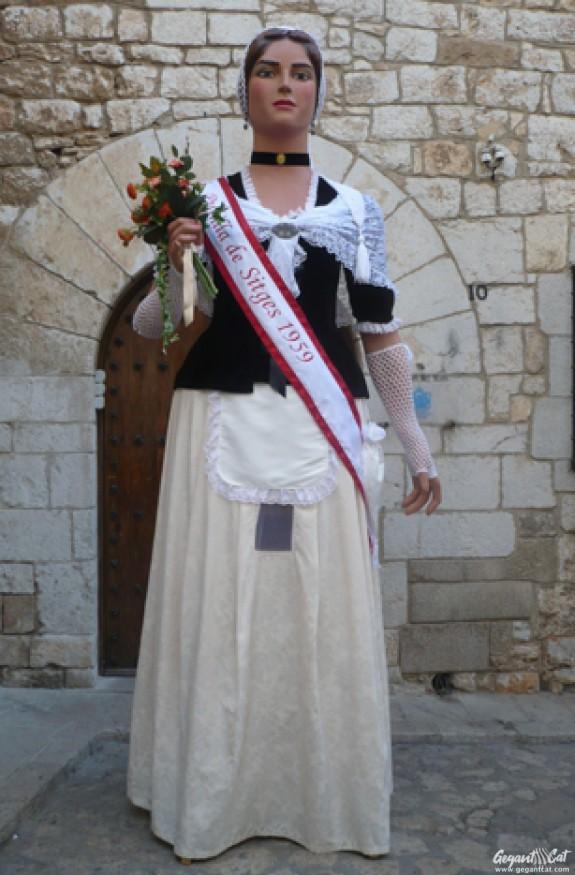 Geganta de la Vall de Sitges