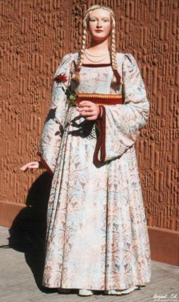 Geganta Giulietta de Reus