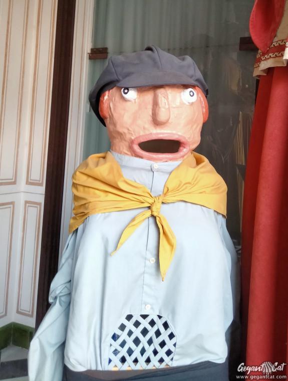 Gegantó de Sant Jaume Apòstol de Barcelona