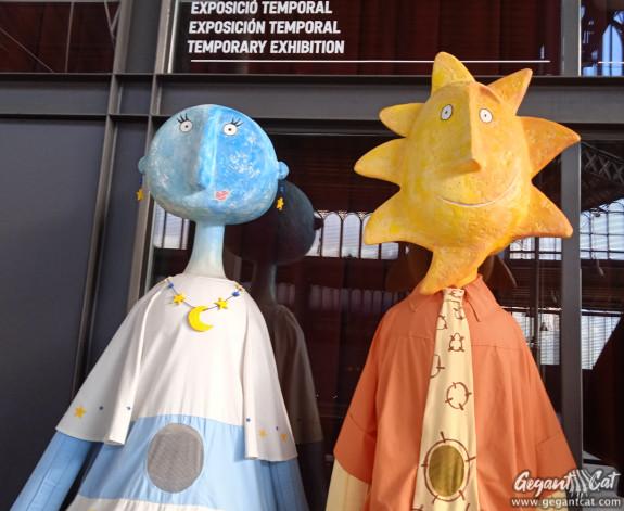 Gegantons de la Festa Major de Gràcia