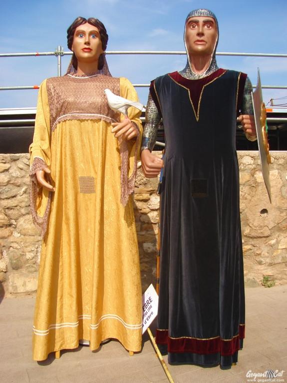 Gegantons de Móra d'Ebre