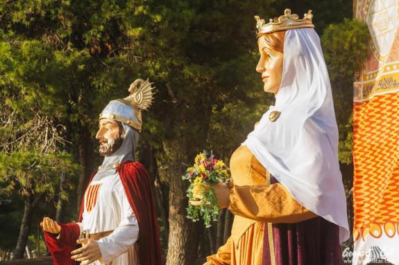 Gegants cristians de Calvià