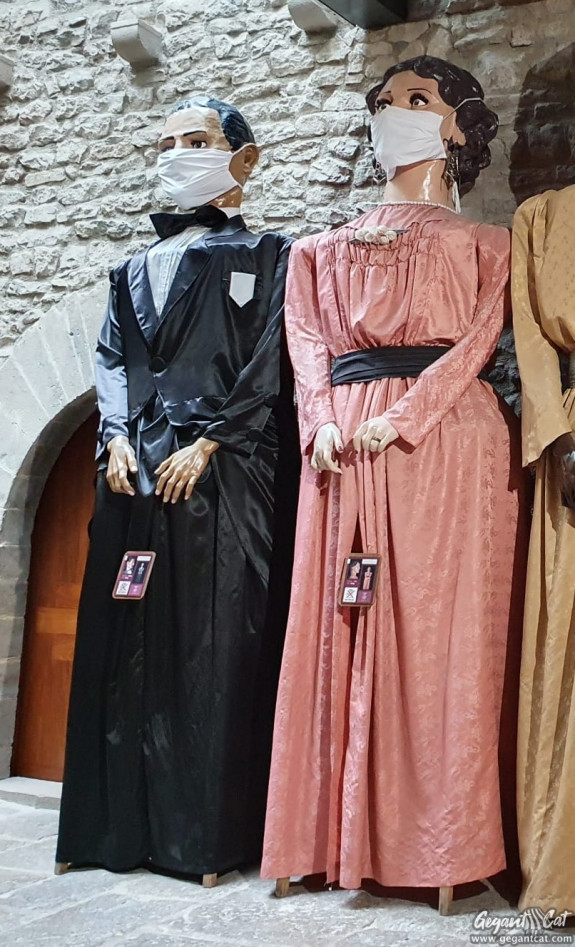 Gegants Cristians de Morella