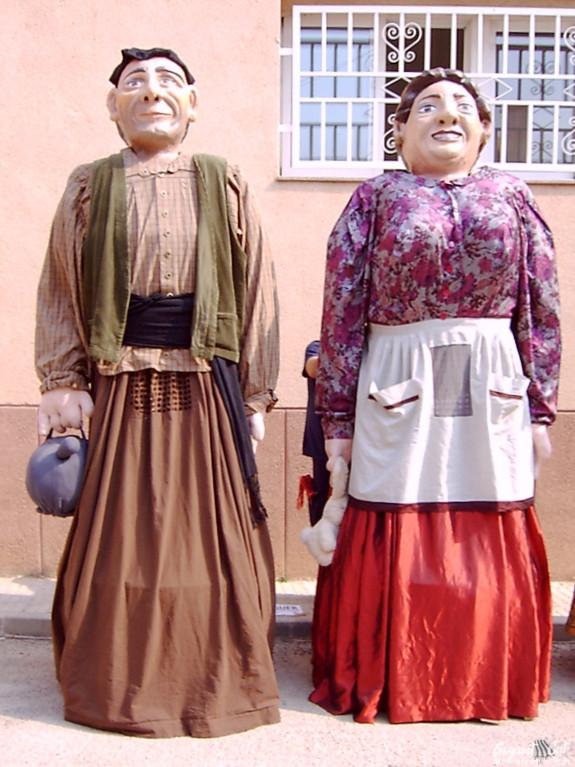 Gegants de Balaguer
