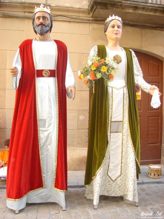 Gegants de Bescanó