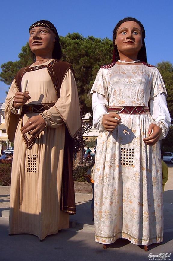 Gegants de Castelldefels