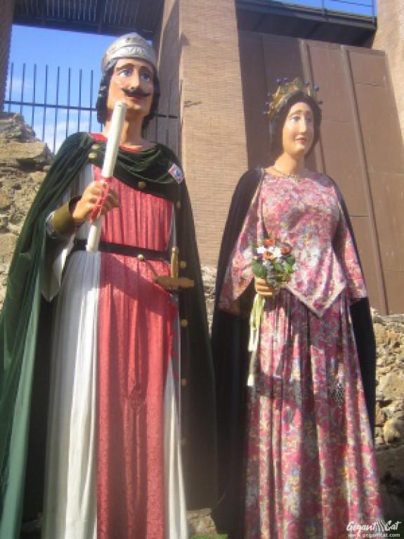 Gegants de Castelló d'Empúries