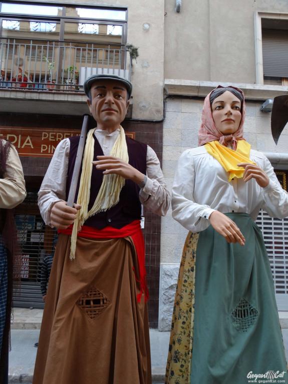 Gegants de Garriguella