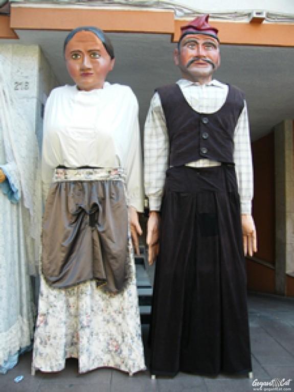 Gegants de la Concòrdia (Sabadell)