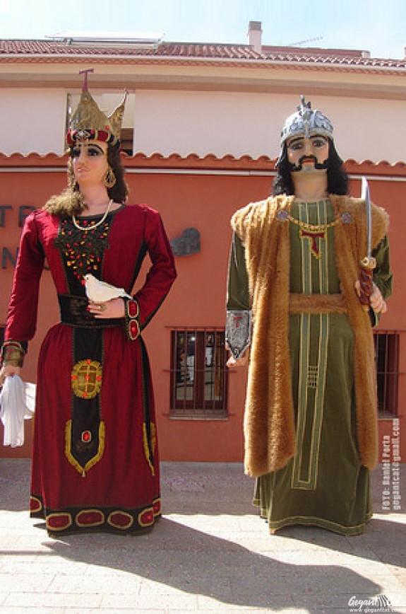 Gegants de la Plaça Sant Joan - Casc Antic de Tarragona