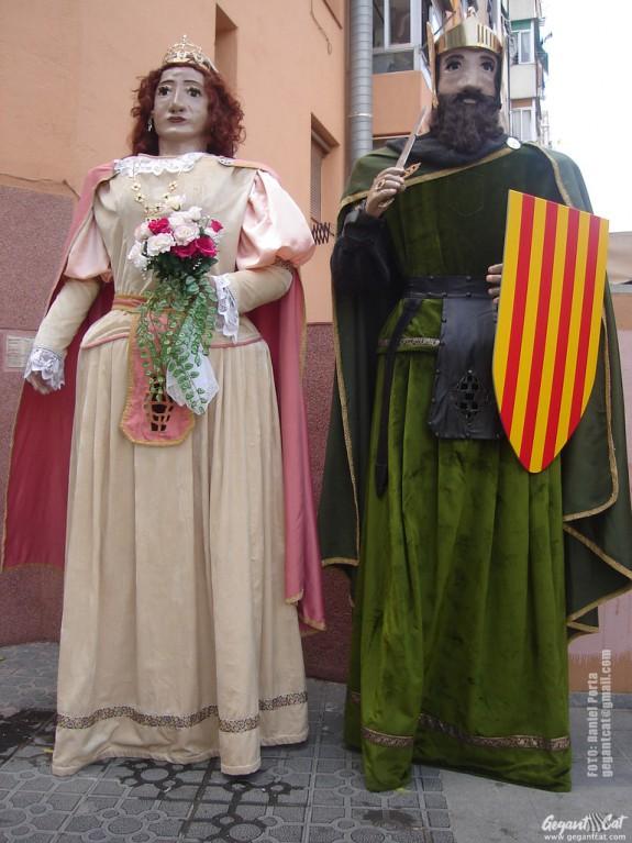 Gegants de la Plaça Sant Miquel de Tarragona