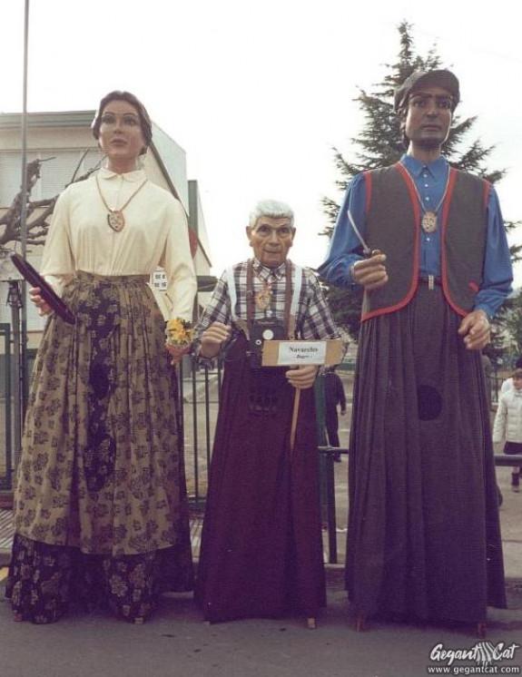 Gegants de Navarcles