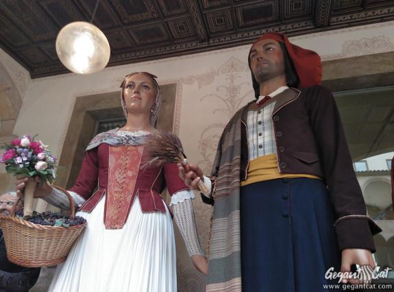 Gegants de Sant Andreu del Palomar