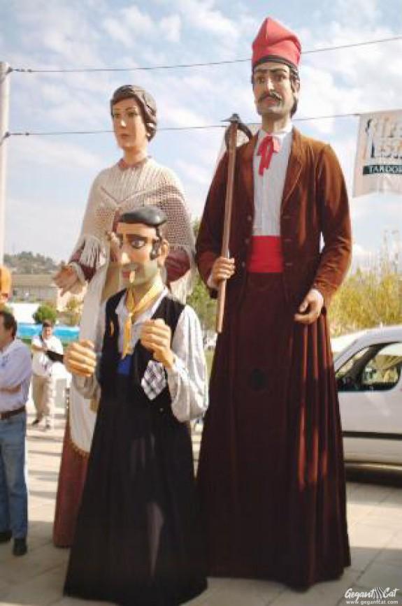 Gegants de Sant Joan de Vilatorrada