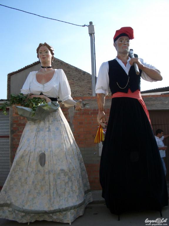 Gegants de Sant Joan Samora