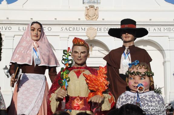 Gegants de Sant Lluís Menorca