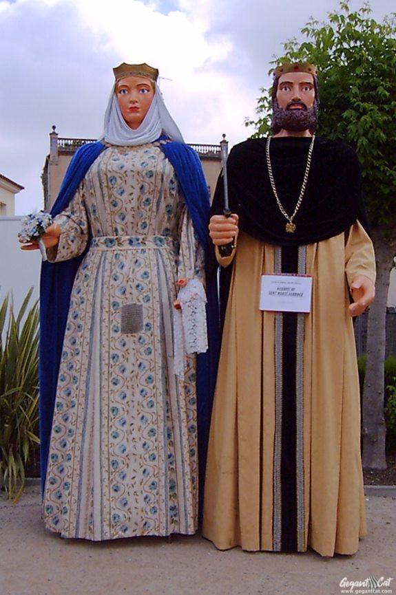 Gegants de Sant Martí Sarroca