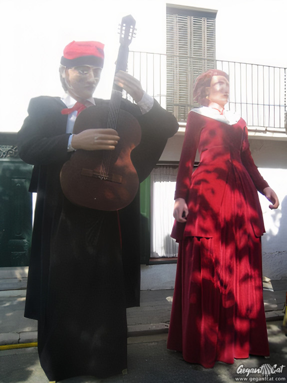 Gegants de Sant Pere Pescador