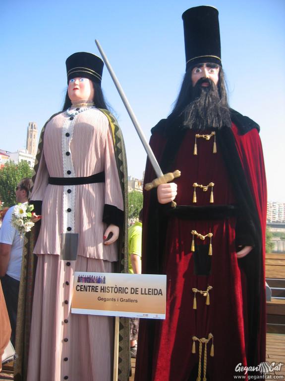 Gegants del Carrer Cavallers (Lleida)