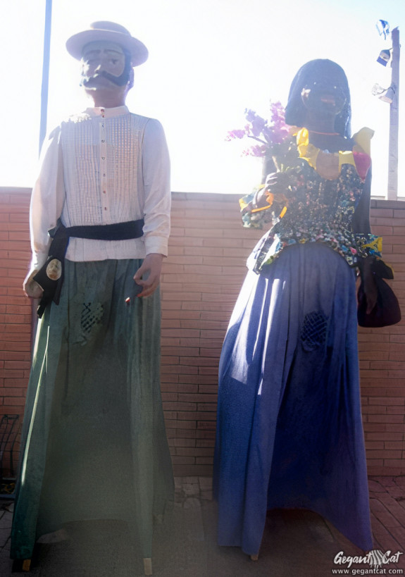Gegants del Casal de la Gent Gran de Figueres