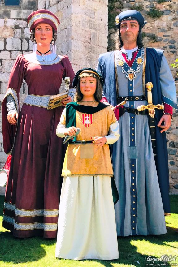 Gegants Els Veguers de Montblanc · Amics dels Gegants Montblanc