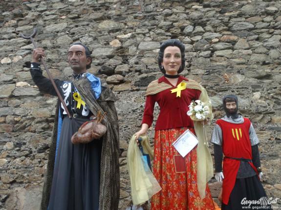 Gegants Gala i Dalí de Figueres
