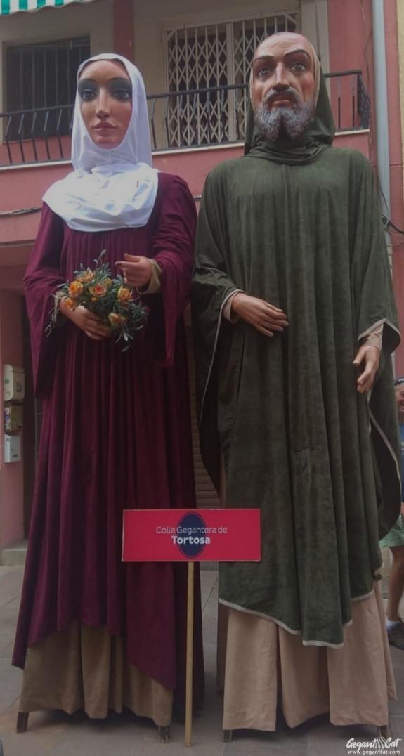 Gegants jueus de Tortosa