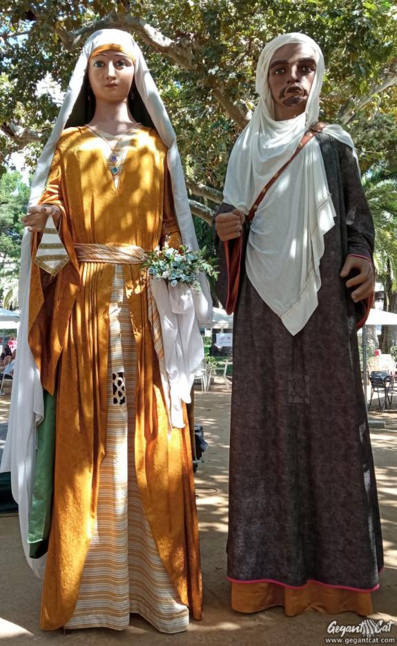 Gegants moros de Tortosa
