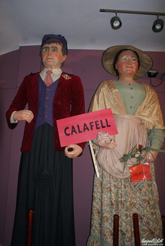 Gegants Nous de Calafell