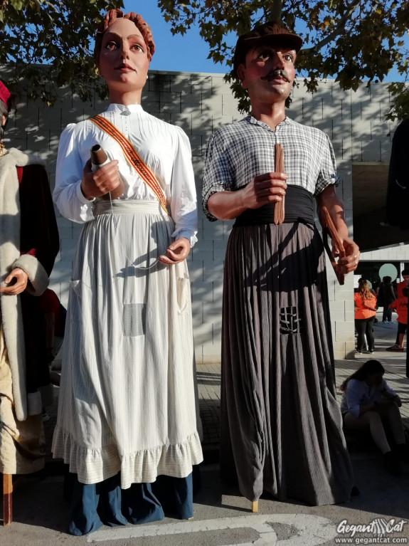 Gegants Nous de Vilassar de Dalt