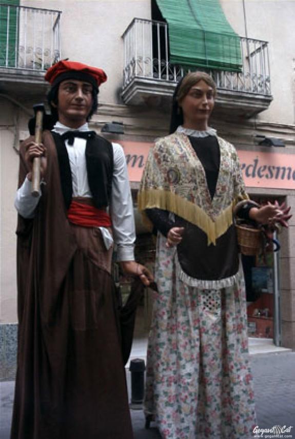 Gegants Nous del Prat de Llobregat