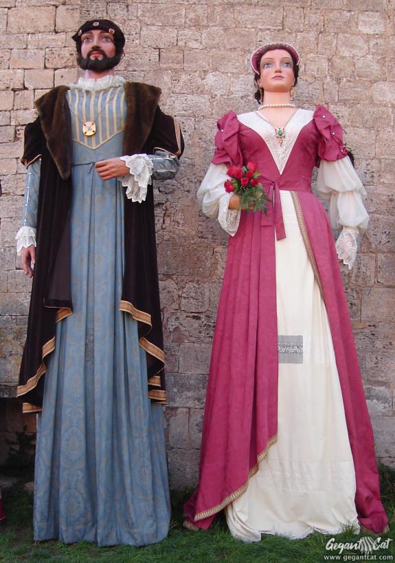 Gegants renaixentistes de Tortosa