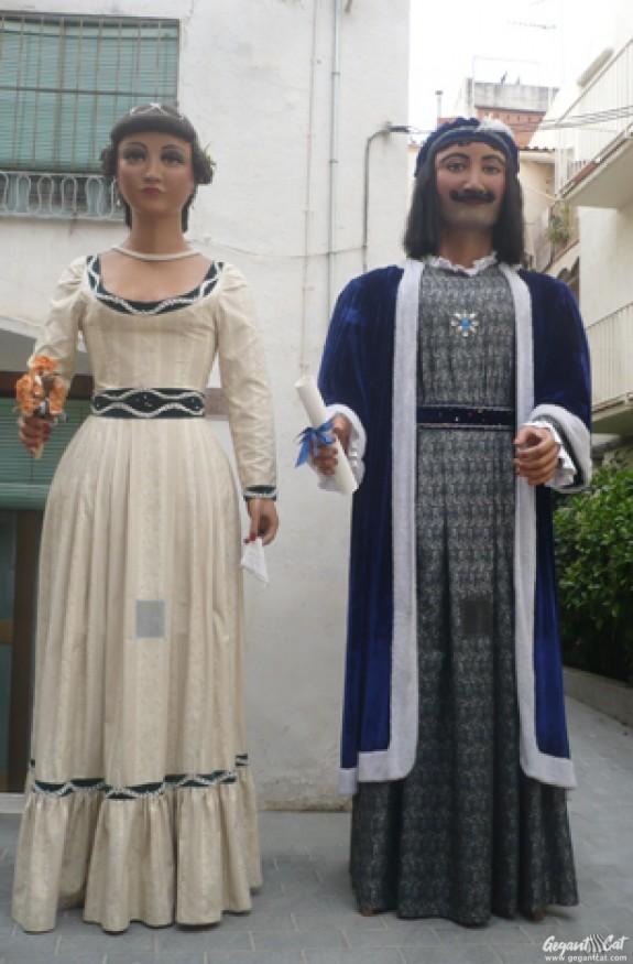 Gegants Vells de Badalona