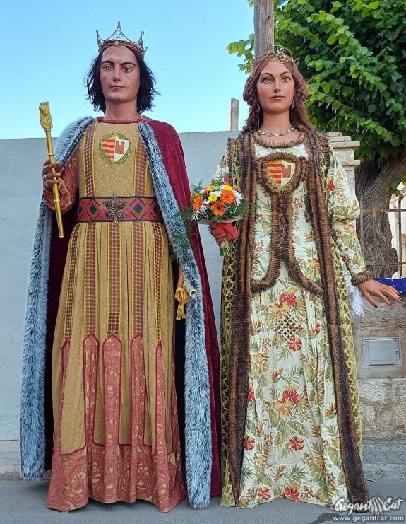 Gegants Vells de Sant Pere de Ribes