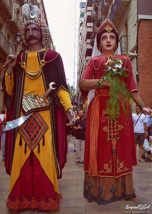 Gegants del Cós del Bou (Gegants Vells de Tarragona)