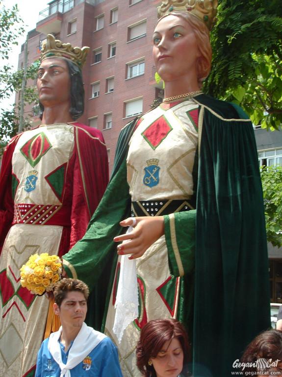 Gegants Vells del Prat de Llobregat